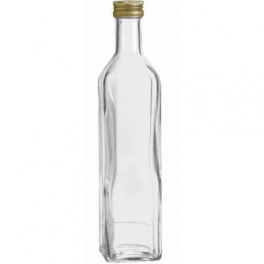 láhev  500ml MARASCA skleněná
